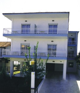 Appartments Lefteris